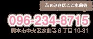 Tel:096-234-8715 熊本市中央区水前寺6丁目10-31